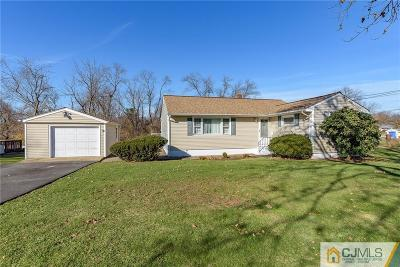 Piscataway Single Family Home For Sale: 10 Rivercrest Drive