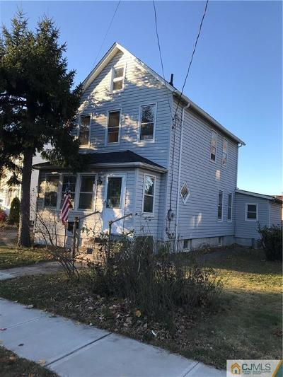 Sayreville Single Family Home For Sale: 657 Main Street
