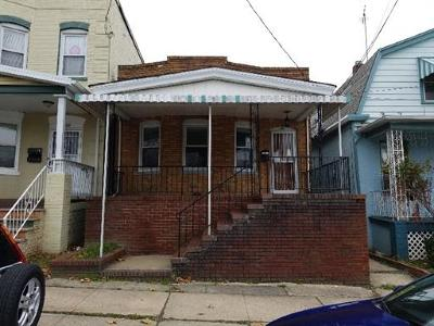 Perth Amboy Single Family Home For Sale: 306 Keene Street