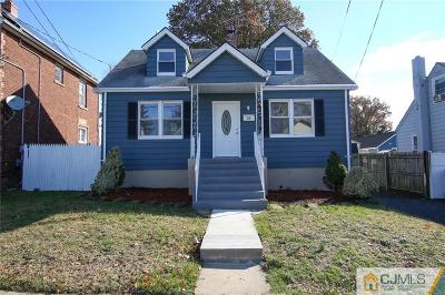 Fords Single Family Home For Sale: 34 Ryan Street