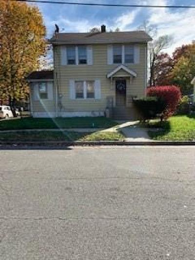 Piscataway Single Family Home For Sale: 1745 West 3rd Avenue