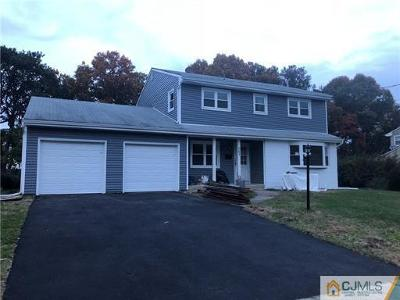 Old Bridge NJ Single Family Home For Sale: $475,000