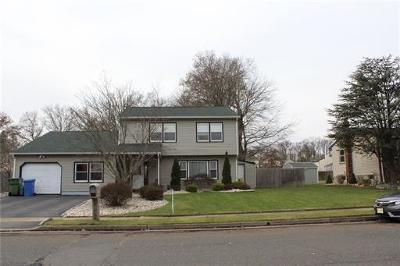 Edison Single Family Home For Sale: 767 Denver Boulevard