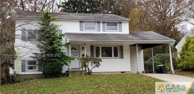 Old Bridge NJ Single Family Home For Sale: $324,900