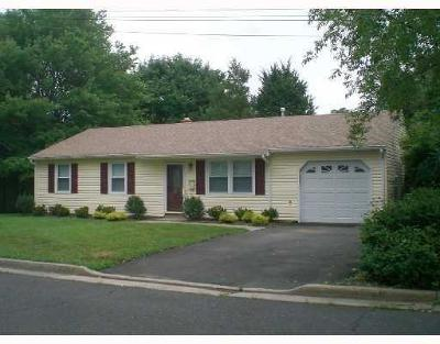 Piscataway Single Family Home For Sale: 821 Maple Avenue