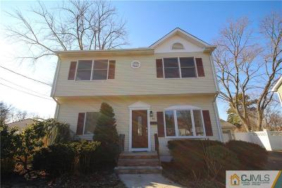 East Brunswick Single Family Home For Sale: 11 W Zoller Road