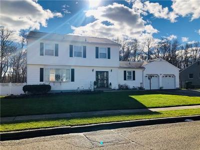 Sayreville Single Family Home For Sale: 13 Oaktree Drive