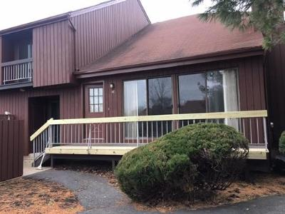 Somerset County Condo/Townhouse For Sale: 24 Bloomingdale Drive #1C