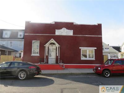 Perth Amboy Multi Family Home For Sale: 309 Lehigh Avenue