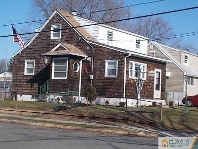 Sayreville Single Family Home For Sale: 21 Evelyn Terrace