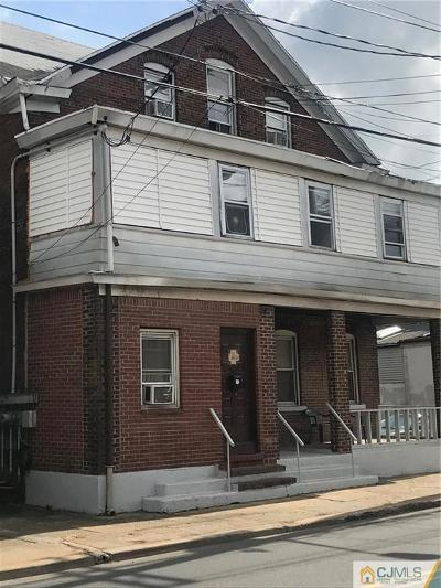 Somerset County Multi Family Home For Sale: 318 Talmage Avenue