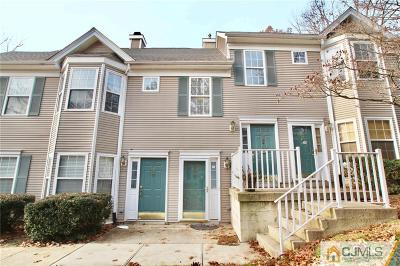 East Brunswick Condo/Townhouse For Sale: 1808 Cypress Lane #8