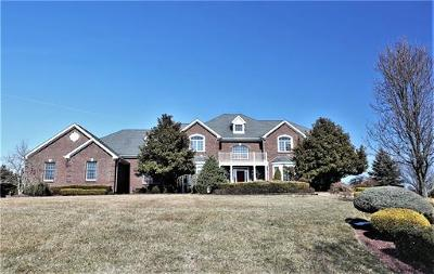Single Family Home For Sale: 6 Scenic Way