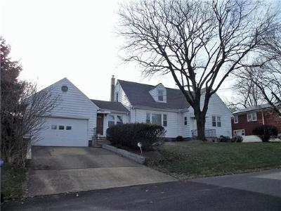 Somerset County Single Family Home For Sale: 4 Dayton Avenue