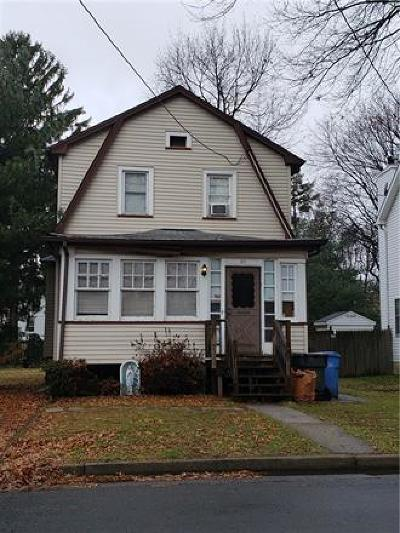 Metuchen Single Family Home For Sale: 63 McCoy Avenue