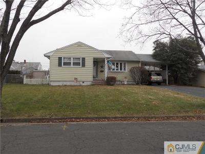 Somerset County Single Family Home Active - Atty Revu: 316 Bryant Court