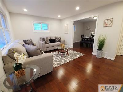 Old Bridge Single Family Home For Sale: 354 Sunset Avenue