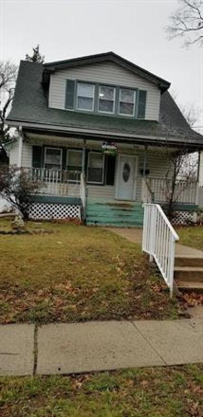 Piscataway Single Family Home Active - Atty Revu: 430 Rushmore Avenue
