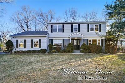 North Edison Single Family Home For Sale: 23 Visco Drive