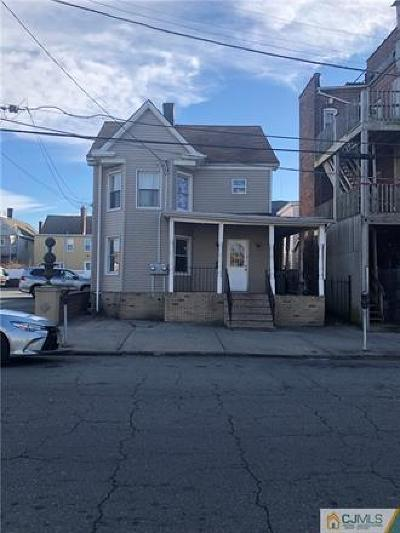 Perth Amboy Multi Family Home Active - Atty Revu: 260 Maple Street