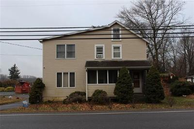 Monroe Single Family Home For Sale: 232 Rhode Hall Road