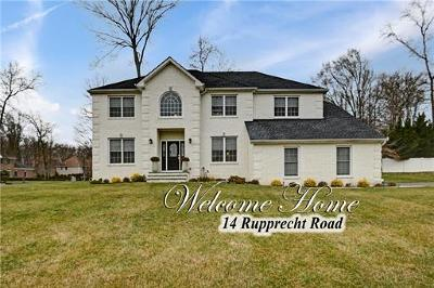 North Brunswick Single Family Home For Sale: 14 Rupprecht Road