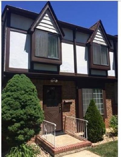 Edison Single Family Home For Sale: 145 Jefferson Boulevard