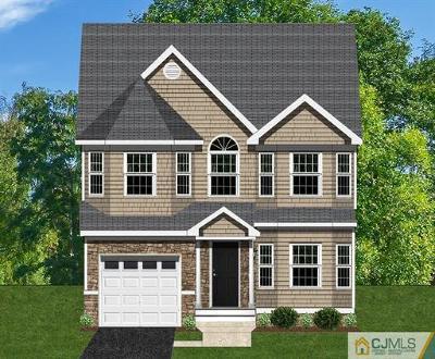 Fords Single Family Home For Sale: 40 Bensonhurst Avenue