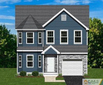 Fords Single Family Home For Sale: 44 Bensonhurst Avenue