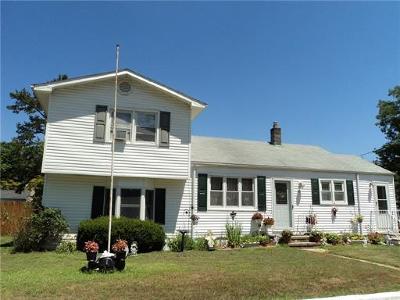 Monroe Single Family Home For Sale: 81 Ashmall Avenue
