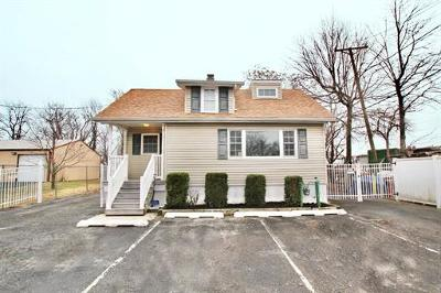 Piscataway Single Family Home For Sale: 12 Howard Street