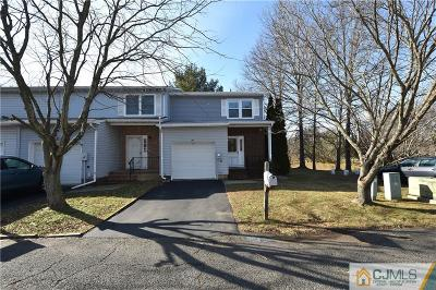 East Brunswick Condo/Townhouse For Sale: 1 Mudie Court