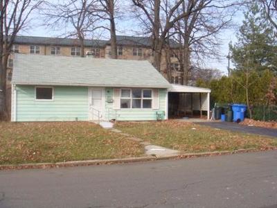 Avenel Single Family Home For Sale: 431 Jansen Avenue