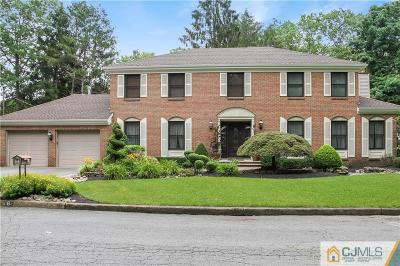 East Brunswick Single Family Home For Sale: 6 Hickory Drive