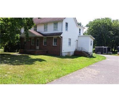Monroe Single Family Home For Sale: 500 Grace Hill Road