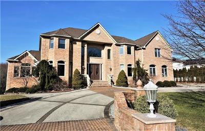 Monroe Single Family Home For Sale: 8 Helen Court