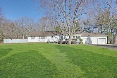 Monroe Single Family Home For Sale: 671 Spotswood-Englishtown Road