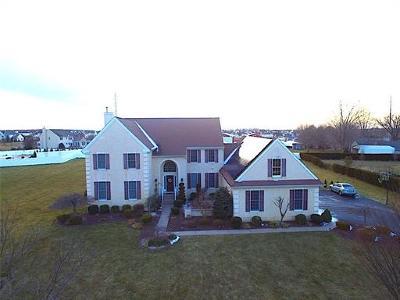 Monroe Single Family Home For Sale: 4 Whitson Lane
