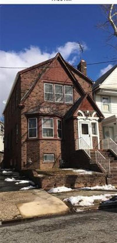 Perth Amboy Single Family Home For Sale: 436 Barclay Street