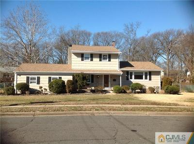 South Plainfield Single Family Home Active - Atty Revu: 110 Hill Hollow Road