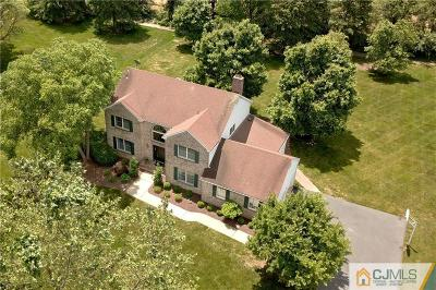 West Windsor Single Family Home For Sale: 14 Providence Drive