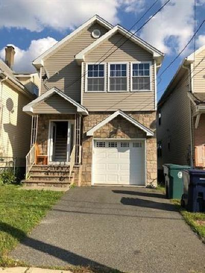 Perth Amboy Single Family Home For Sale: 442 Stevenson Place