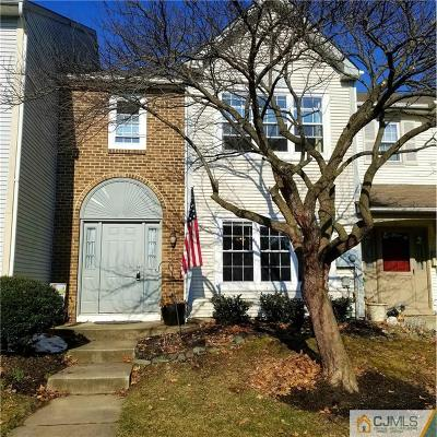 Robbinsville Condo/Townhouse For Sale: 81 Beacon Place