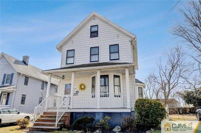 Woodbridge Proper Single Family Home For Sale: 205 Freeman Street
