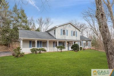 Somerset County Single Family Home For Sale: 25 Toth Lane