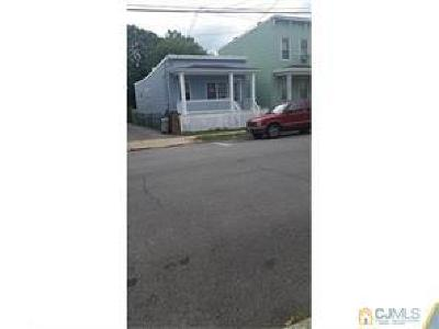 Perth Amboy Single Family Home For Sale: 590 Johnstone Street