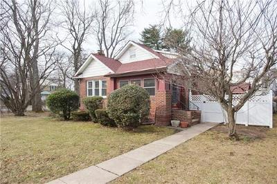 Metuchen Single Family Home For Sale: 174 High Street