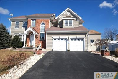 Sayreville Single Family Home For Sale: 8 Syslo Court