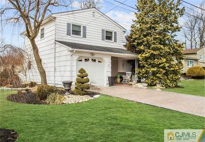North Edison Single Family Home For Sale: 1 Augusta Court