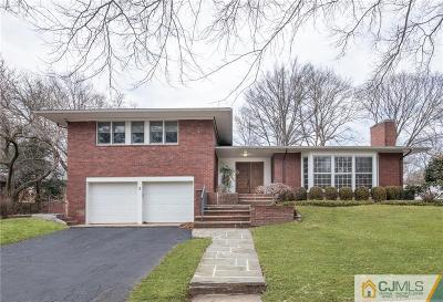 Edison Single Family Home Under Contract Cont to Show: 9 Hamlin Road